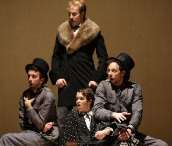 spettacoli teatrali roma 2017