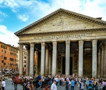 Pantheon Roma a pagamento
