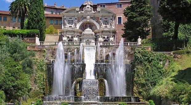 Roma castelli ville