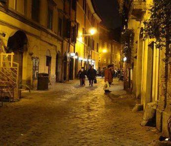 dove andare a Roma di sera