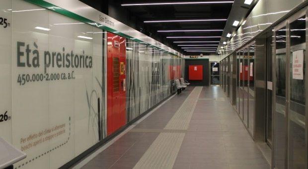 metro san giovanni apertura