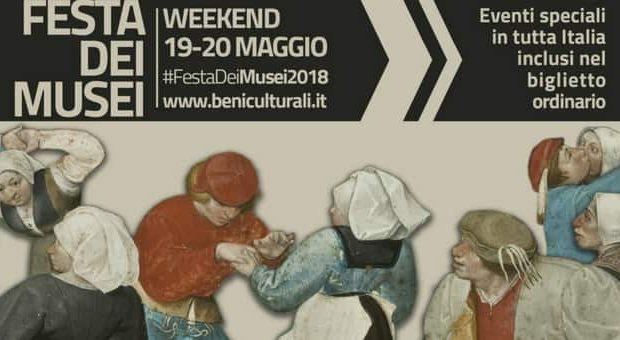 notte dei musei 2018 roma