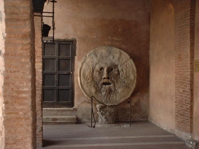 Roma bocca della verità