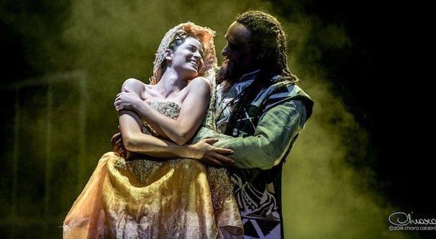 Otello Globe Theatre Roma
