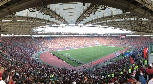 calendario partite stadio olimpico 2019 2020