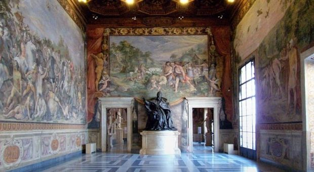 giornate europee del patrimonio 2018 roma