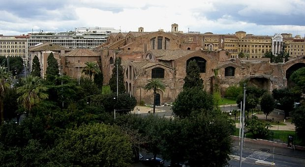 o festival terme di diocleziano