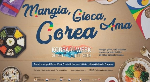 korea week 2019 programma
