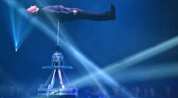 The Illusionists roma