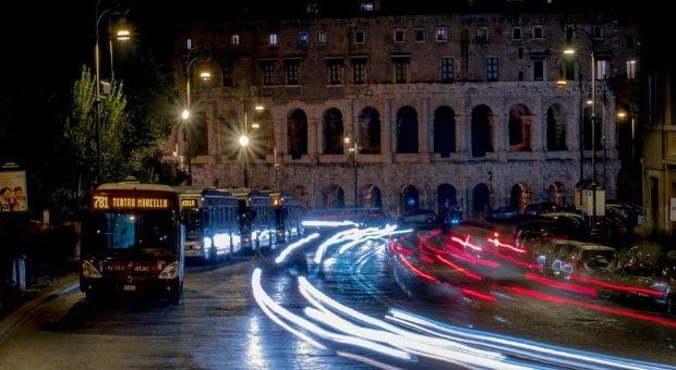 bus notturni roma