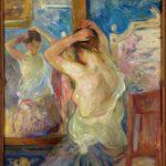 01_Devant la Psiche' di Morisot_350 DPI_50 cm