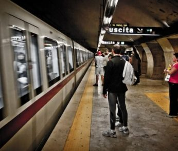 metro b roma chiusa
