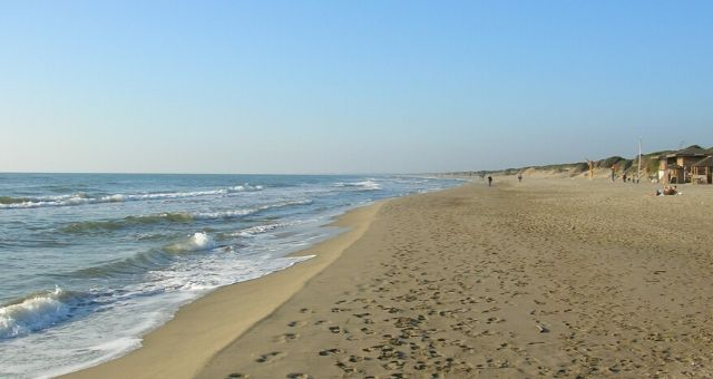 Roma dune di sabbia - Capocotta