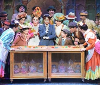 mary poppins musical sistina