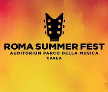 roma summer fest 2020 programma artisti concerti biglietti
