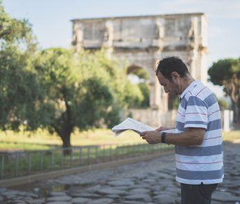 arco costantino-giornale-roma